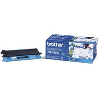 Brother TN135C Toner Cartridge Cyan TN-135C-0