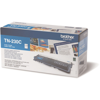 Brother TN230C Toner Cartridge Cyan TN-230C-0