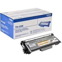 Brother TN3390 Toner Cartridge Super High Yield Black TN-3390-0