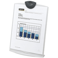 Fellowes Copyholder Stand A4 Dove Grey 20000-0