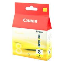 Canon CLI-8Y Ink Cartridge Yellow CLI8Y 0623B001-0
