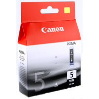 Canon PGI-5BK Ink Cartridge Black PGI5BK 0628B001AF-0