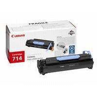 Canon 714 Toner Cartridge Black CRG-714 Fax L3000 L3000IP 1153B002AA-0