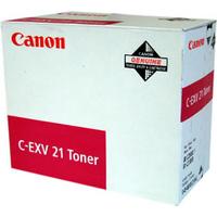 Canon C-EXV 21 Toner Cartridge Magenta 0455B002-0