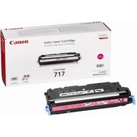 Canon 717M Toner Cartridge Magenta CRG-717M 2576B002AA-0