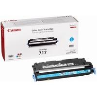 Canon 717C Toner Cartridge Cyan CRG-717C 2577B002AA-0