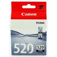 Canon PGI-520BK Ink Cartridge Black PGI 520BK 2932B001AA-0