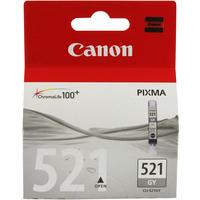 Canon CLI-521GY Ink Cartridge Grey CLI521GY 2937B001AA-0