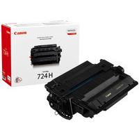 Canon LBP-6750DN Laser Toner Cartridge CRG724H High Capacity Black 3482B002AA-0