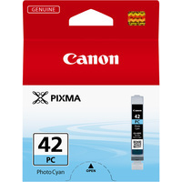 Canon Pixma CLI-42PC Ink Cartridge Photo Cyan 6388B001-0