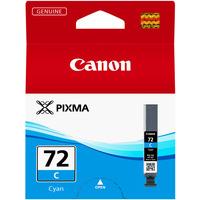 Canon Pixma Pro-10 PGI-72C Ink Cartridge Cyan 6404B001-0