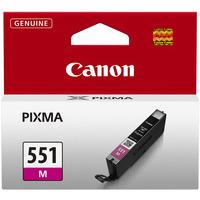 Canon Pixma CLI-551M Ink Cartridge Magenta 6510B001-0