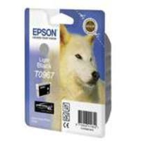 Epson T0967 Ink Cartridge Light Black C13T096740-0