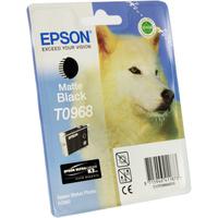 Epson T0968 Ink Cartridge Matte Black C13T096840-0