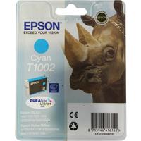 Epson T1002 Ink Cartridge Cyan C13T100240-0