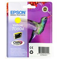 Epson T0804 Ink Cartridge Yellow C13T080440-0