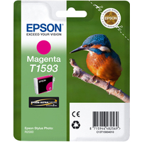 Epson T1593 Ink Cartridge Magenta C13T15934010-0