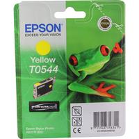 Epson T0544 Ink Cartridge Yellow C13T054440-0