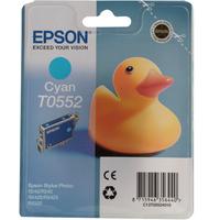 Epson T0552 Ink Cartridge Cyan C13T055240-0