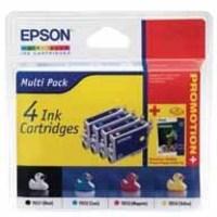 Epson Ink Cartridge C13T05564010 Photo Quad Pack-0