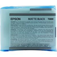 Epson T5808 Ink Cartridge Matte Black C13T580800-0