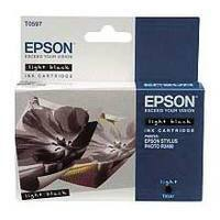 Epson T0597 Ink Cartridge Light Black C13T059740-0