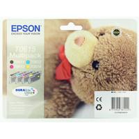 Epson T0615 Ink Cartridge 4 Colour C13T061540-0