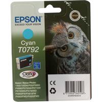 Epson T0792 Ink Cartridge Cyan C13T079240-0