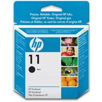 HP C4810A Print Head Black HPC4810A 11-0
