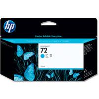 HP 72 Ink Cartridge Cyan C9371A High Capacity HP72-0