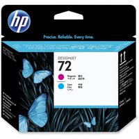 HP 72 Print Head Magenta and Cyan C9383A HP72-0