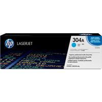 HP CC531A Toner Cartridge Cyan-0
