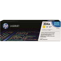 HP CC532A Toner Cartridge Yellow-0