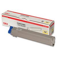 Oki 42918913 Toner Cartridge Yellow-0