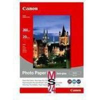 Canon Bubble Jet Paper Semi-Gloss SG-201 8x10 inches Pk20 1686B018-0
