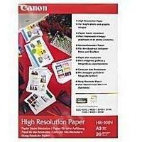 Canon High Resolution Inkjet Paper A3 Pk100 HR-101A3-0