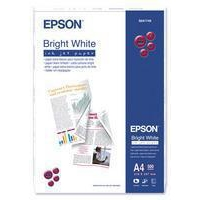 Epson Inkjet Paper A4 90gsm Bright White Pk500 S041749 C13S041749-0
