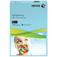 Xerox Symphony Paper A4 80gsm Pastel Tints Green Pk500 003R93965-0