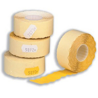 Avery Price Marking Label Single-Line White Roll of 1500 Peelable-0