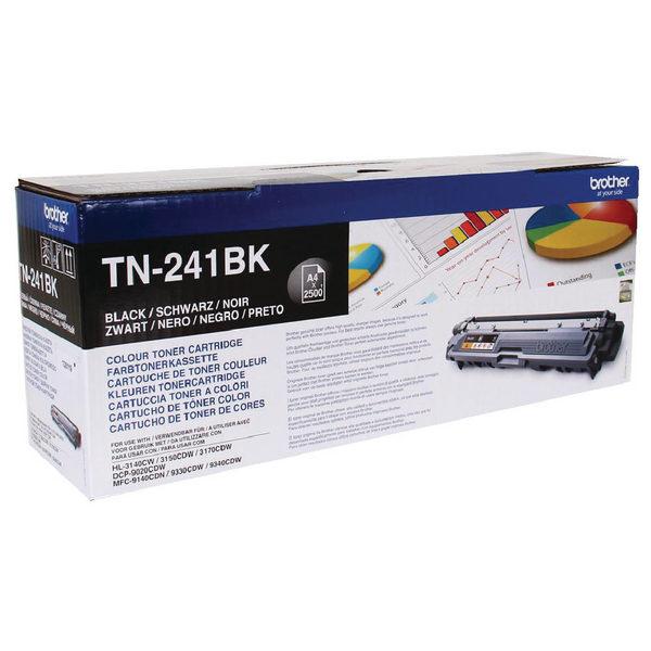 Brother TN241BK Black Toner-0