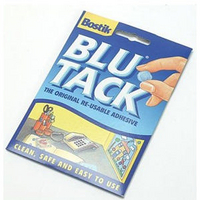 Bostik Blu-Tack Handy Pk1 60gm 801103 Single-0