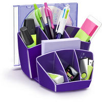 CEP ProGloss Desk Tidy Purple 580G-0