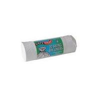 Safewrap Swing Bin Liner 20 per Roll Pk4 Standard 0441