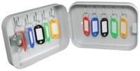 Helix Keysafe Cabinet 10 Key Capacity Grey W20010-0