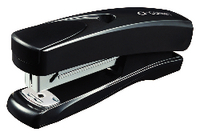 Q-Connect Metal Stapler Half Strip Black-0