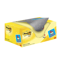 Post-it Notes 38 x 51mm Canary Yellow Value Pack 653CY-VP20-0