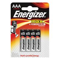Energizer MAX E92 AAA Battery Pk 8 E300112100-0