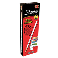 Sharpie China Marker White S0305061-0