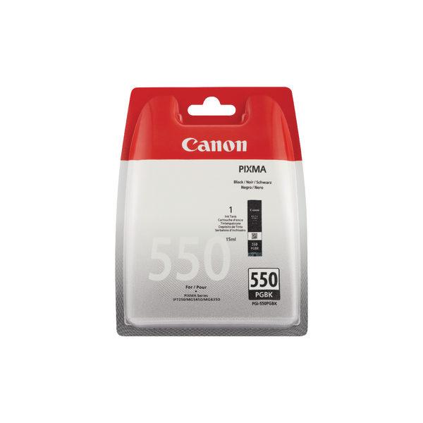 Canon PGI-550 Ink Cartridge Black 6496B004-0