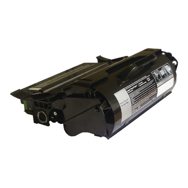Lexmark C522 Black Return Program Laser Toner Cartridge C522A3MG-0